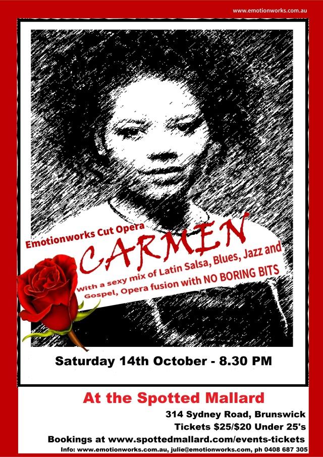 Carmen spotted mallard 14 Oct 17