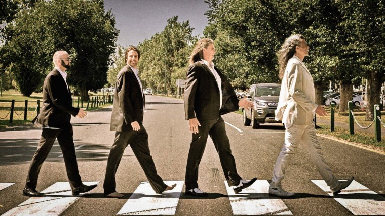 Beatles Aged Plus